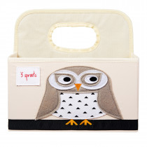 Diaper Caddy OWL