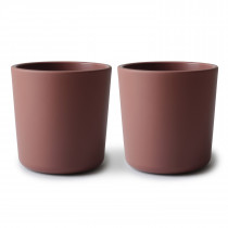 Dinnerware Cup Set of 2 - Woodchuck
