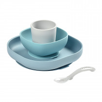 Silicone Meal Set of 4-Jungle
