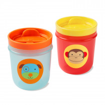Zoo Tumbler Cup -Monkey/Dog