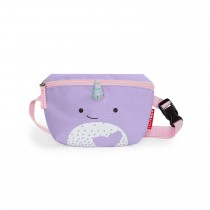 Zoo Hip Pack Narwhal