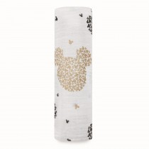 Classic Single Swaddle Mickey's 90th