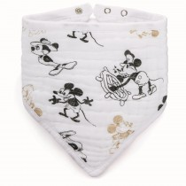 Classsic Bandana Bib Mickey's 90th