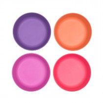 4 Pack of Dinner Bowls - SUNSET COLLECTION