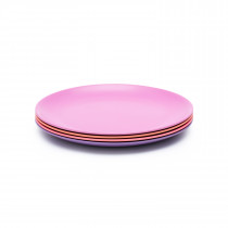 4 Pack of Dinner Plates - SUNSET COLLECTION