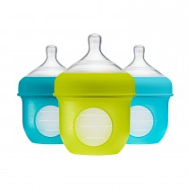 NURSH 4oz Bottle 3pk - Blue Multi