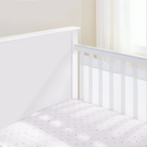 Airflow 2 Sided Cot Mesh Liner − White
