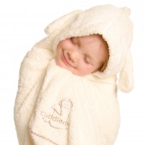 Hooded Bath Towel - SNUGGLEBUNNY