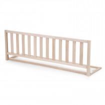 Bed Rail 120cm Beech-Natural