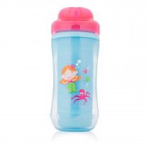 10oz Spoutless Insulated Cup - Mermaid (Stage 4: 12m+)
