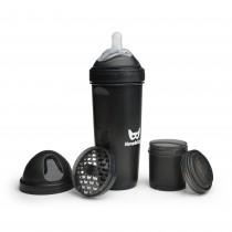 Baby Bottle 340ml/11.5oz Black
