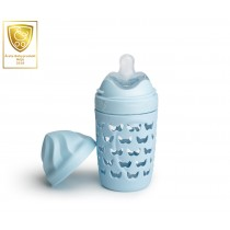 Eco Baby Bottle 220ml/ 7oz Blue
