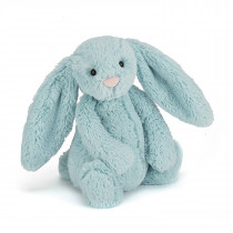 Bashful Bunny Medium - Aqua