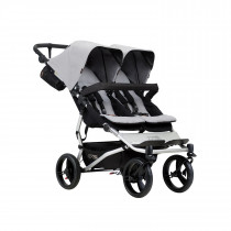Duet Buggy V3 with Aerotech Wheels - SILVER