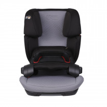 Haven V2 Carseat - Black / Silver