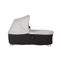 Carry Cot Plus for Duet- Silver