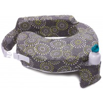 Inflatable Travel Pillow- FIREWORKS