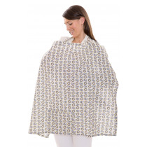 Nursing Cover- SUNSHINE POPPY