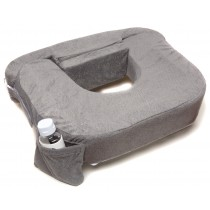 Twin Plus Deluxe Pillow- EVENING GRAY