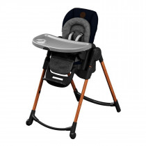 Minla High Chair Essential Blue