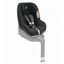 Pearl Smart I-Size Car Seat Black Grid