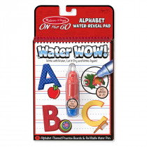 Melissa & Doug Water Wow! - Alphabet