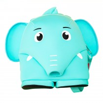 Jungle Backpack Anti-Lost − Elephant Blue