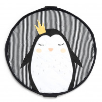 Playmat & Storage bag - Penguin