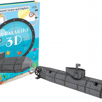 Travel, Learn And Explore 3D - Submarine