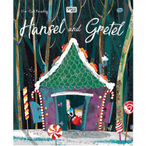 Die-Cut Reading - Hansel And Gretel