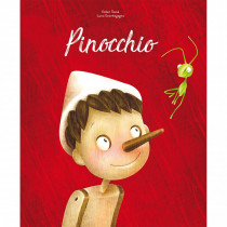 Die-Cut Reading -Pinocchio