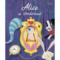 Die-Cut Reading -Alice In Wonderland