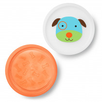 Zoo Smart Serve Non-Slip Plates - Dog