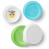 Zoo Smart Serve Non-Slip Bowls - Giraffe