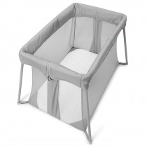 Play to Night Expanding Travel Crib - Grey Clouds