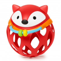Explore & More Roll Around Rattle - Fox