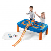 Hot Wheels Car & Track Play Table