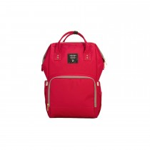 Diaper Bags - Real Red