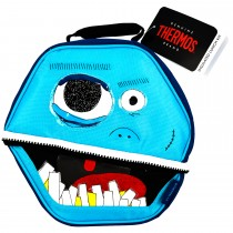 Fun Faces Novelty Hexagon Lunch Box