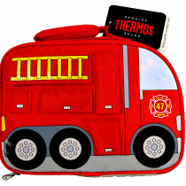Thermos- Kids School Lunch Bag-Fire Truck