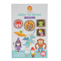 How to Draw - Fantasy