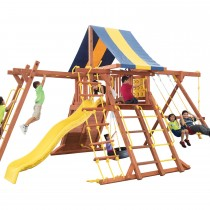 Play Center Monkey Bars