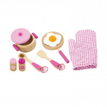 Cooking Tool Set - Pink