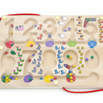 Magnetic Bead Trace - Number