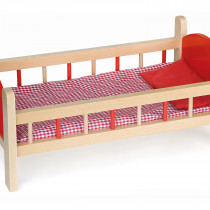 Doll Bed + Accessories