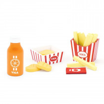 Nuggets & Fries w/Juice Play Set