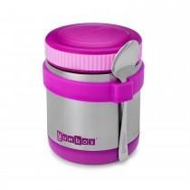 Thermal Jar-Bijoux Purple Spoon Combo