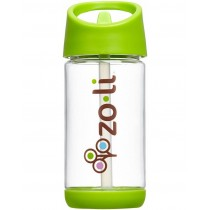 Squeak 12oz Straw Water Bottle - Green