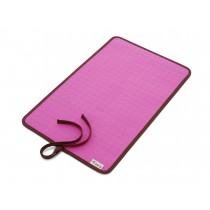 Baby Ohm Diaper Changing Mat -Pink