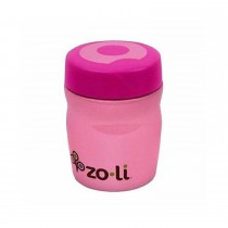 Dine Food Jar - Pink